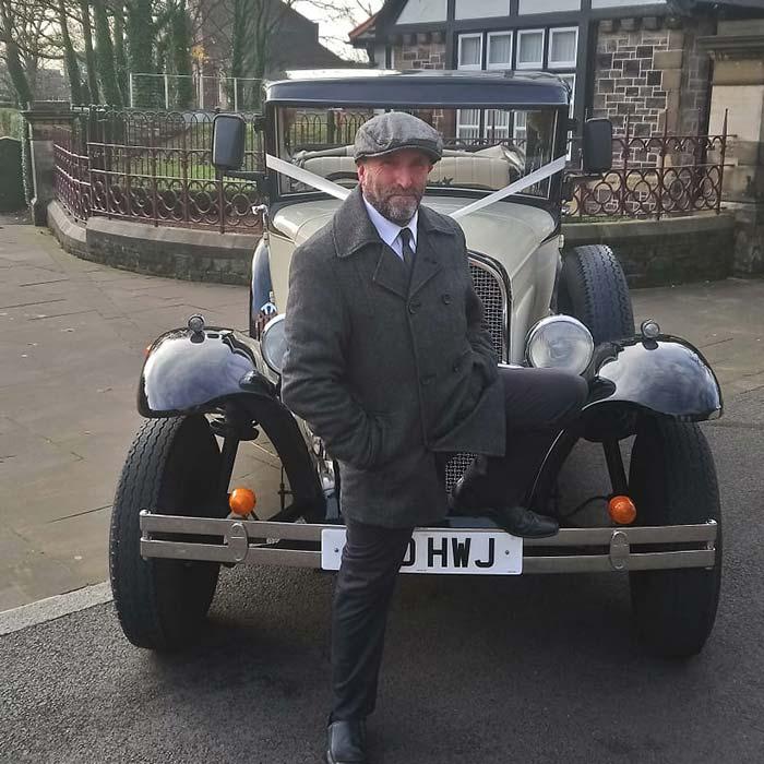 Peaky Blinders Style Car