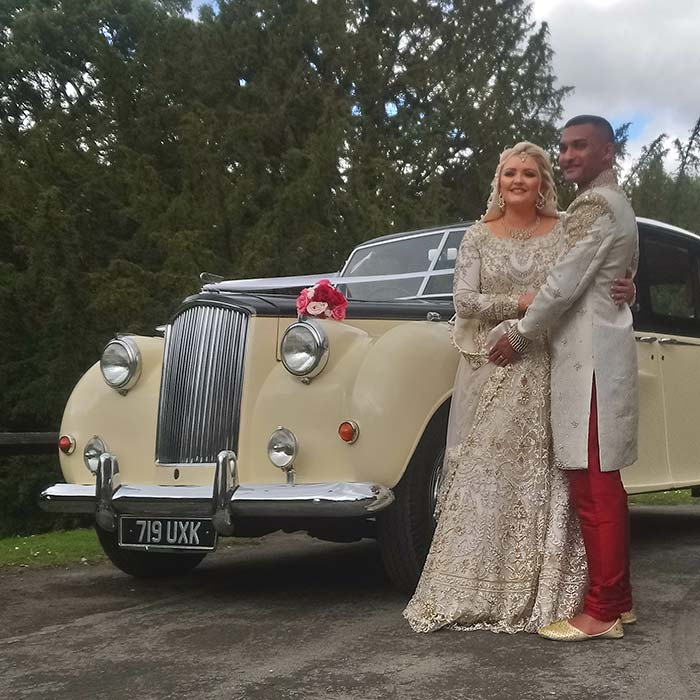 Sheerline Princess Wedding Car